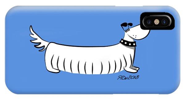 Long Dog IPhone Case