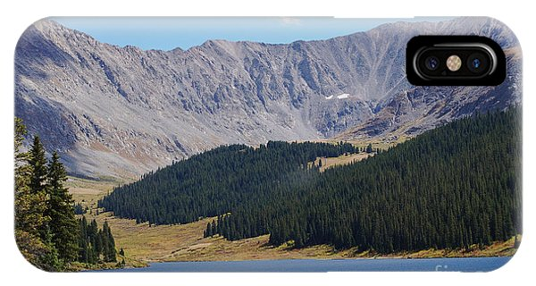Longs Peak Colorado IPhone Case