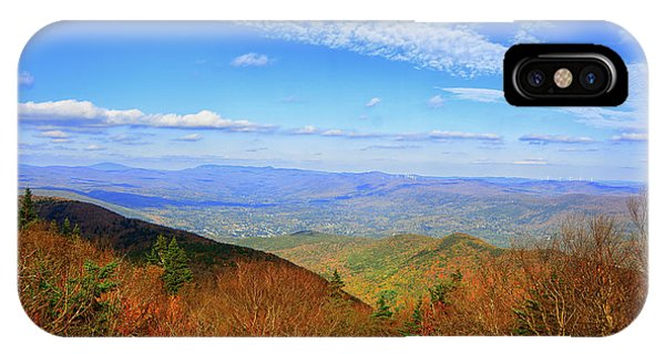 IPhone Case featuring the photograph Looking Towards Vermont And New Hampshire by Raymond Salani III