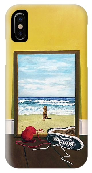 Loose Ends IPhone Case