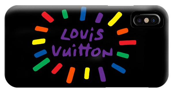 Lgbt iPhone Case - Louis Vuitton Radiant-8 by Nikita