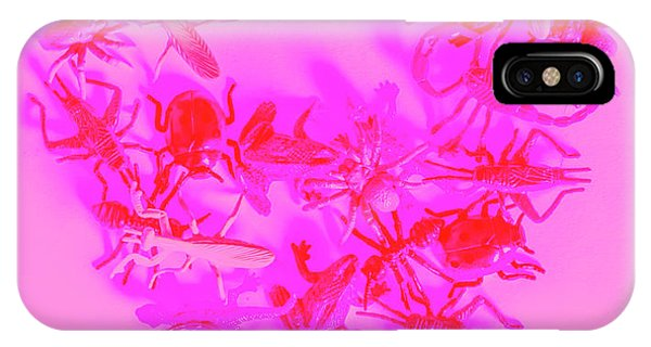 Nature Still Life iPhone Case - Love Bug Pop Heart by Jorgo Photography - Wall Art Gallery