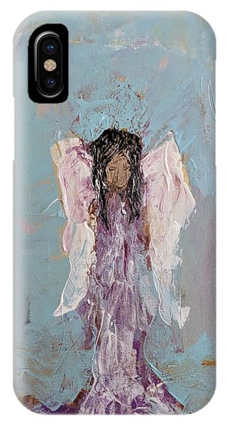 Lovely Angel  IPhone Case