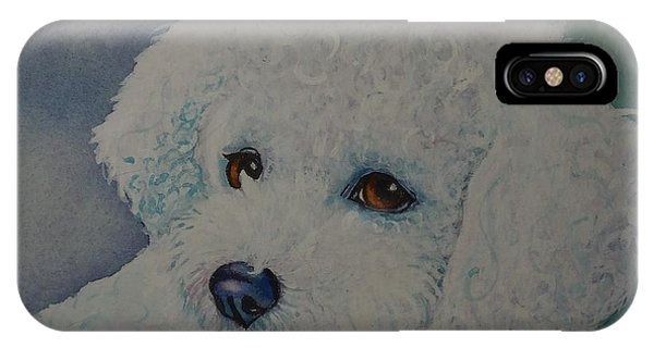 Lovely Lacy IPhone Case