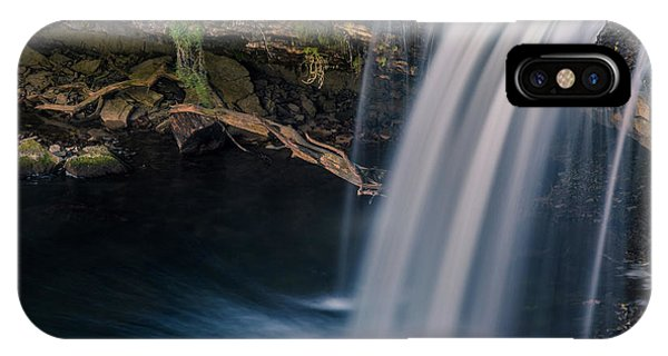 IPhone Case featuring the photograph Ludlow Falls Ohio by Dan Sproul