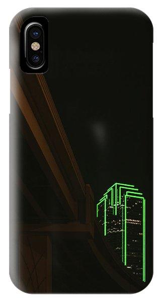 Lux Noir IPhone Case