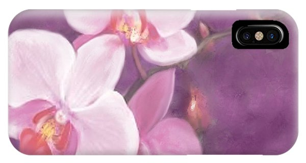 Luxurious Petals IPhone Case