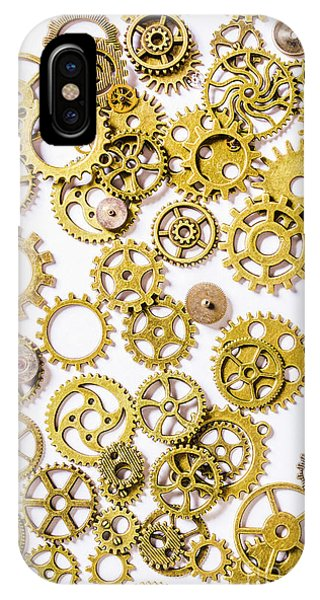 Industry iPhone Case - Machine Works by Jorgo Photography - Wall Art Gallery