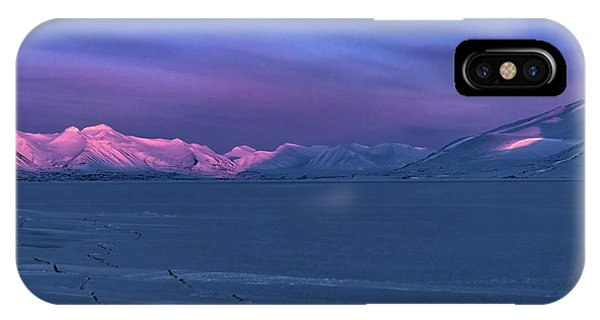 Magic Artic IPhone Case
