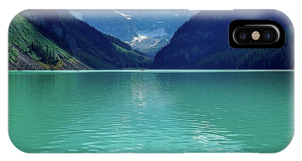 Magic At Lake Louise IPhone Case