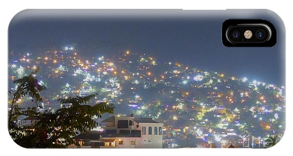 Magic Of Zihuatanejo Bay IPhone Case