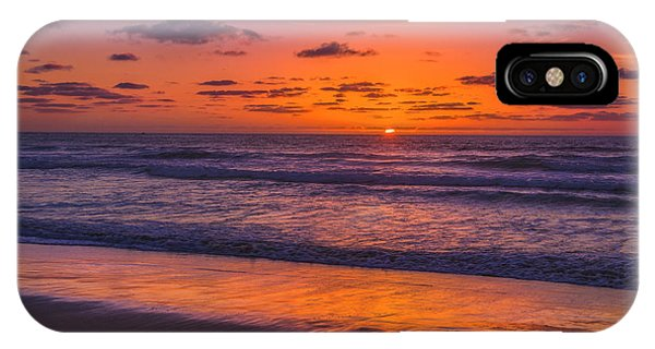 Magical Sunset IPhone Case