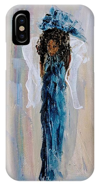 Magnificent Angel IPhone Case