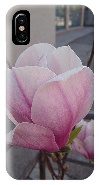iPhone Case - Magnolia by Anzhelina Georgieva