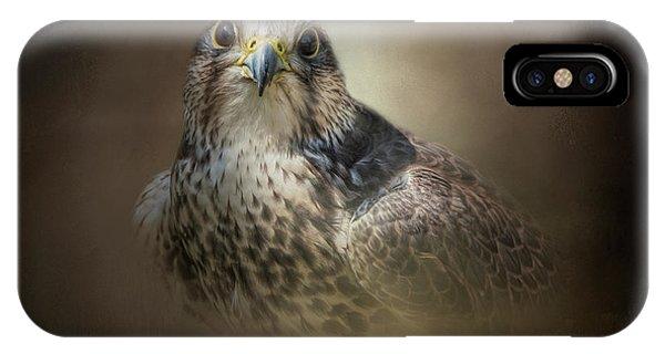 Majestic Hunter IPhone Case