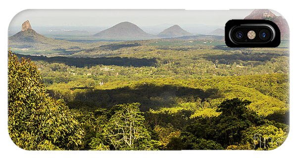 iPhone Case - Majestic Maleny And Beyond by Jorgo Photography - Wall Art Gallery