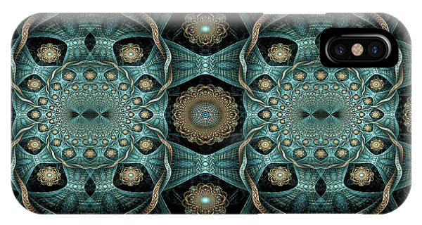 IPhone Case featuring the digital art Malachi by Missy Gainer