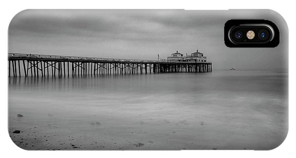 Malibu Pier IPhone Case