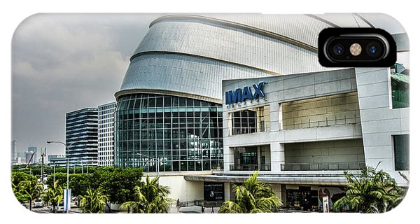 Mall Of Asia 4 IPhone Case