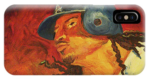 Manny Ramirez IPhone Case