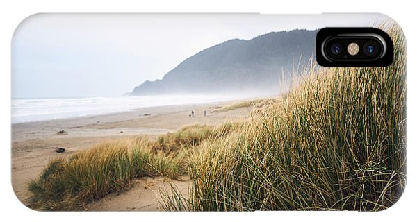 IPhone Case featuring the photograph Manzanita Beach by Whitney Goodey