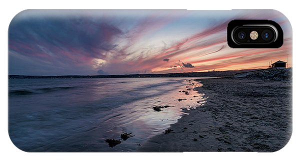 Marazion Sunset - Cornwall IPhone Case