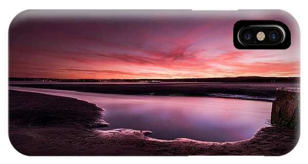 Marazion Sunset IPhone Case