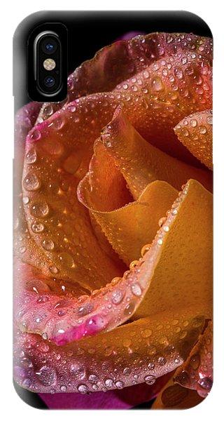 Mardi Gras Sprinkled Beauty IPhone Case