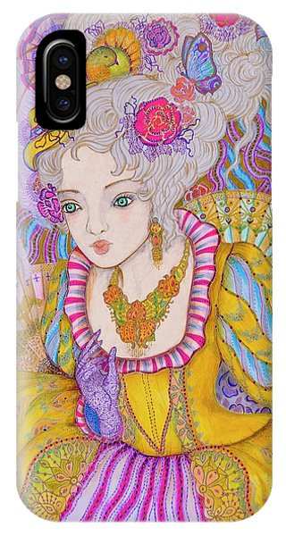Marie Antoinette IPhone Case