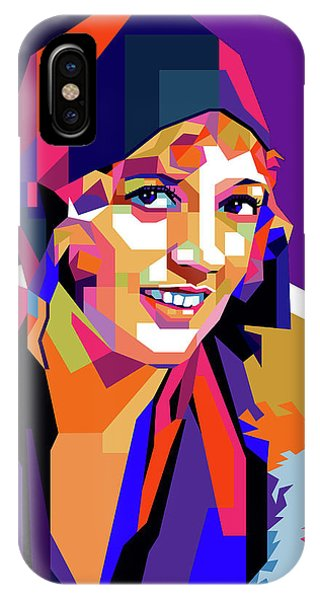 Marion Davies IPhone Case