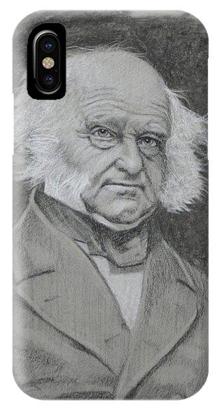 Martin Van Buren IPhone Case