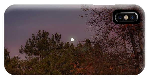 Marvelous Moonrise IPhone Case