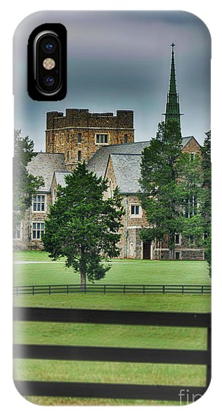 Mary Hall, Berry College IPhone Case