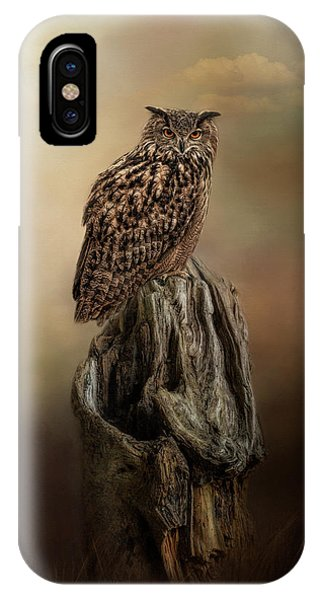 Master Of The Forest IPhone Case