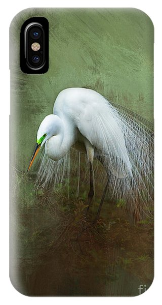 Migratory Birds iPhone Case - Mating Season by Marvin Spates