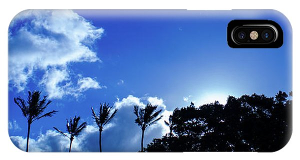 IPhone Case featuring the photograph Maui Sky by Jeff Phillippi