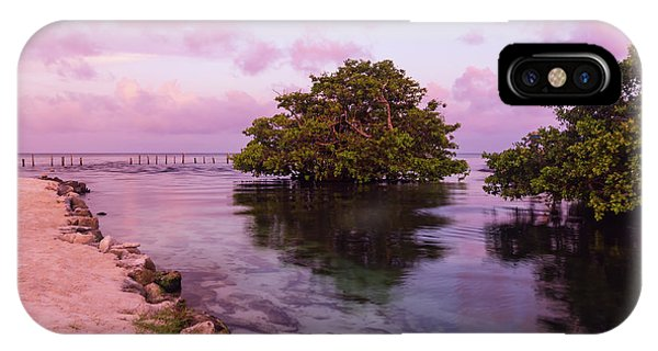 Mayan Sea Reflection IPhone Case