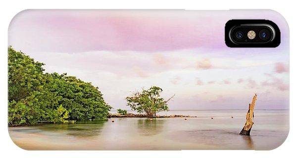 Mayan Sea IPhone Case