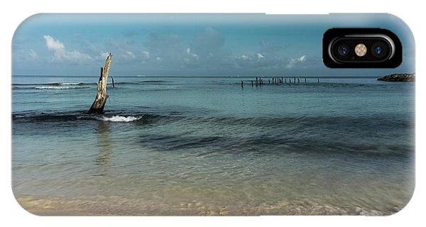 Mayan Shore 3 IPhone Case