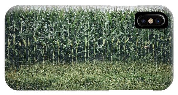 Maze Field IPhone Case