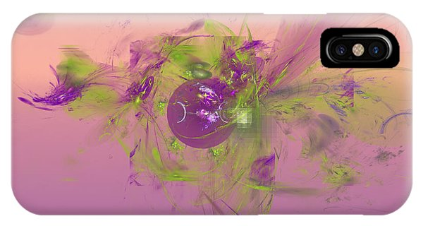 IPhone Case featuring the digital art Mazurov by Jeff Iverson