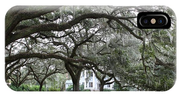 Mcleod Plantation IPhone Case