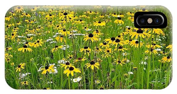 Meadow Flowers 1 IPhone Case