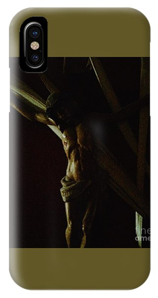 Measuring Up To Jesus IPhone Case