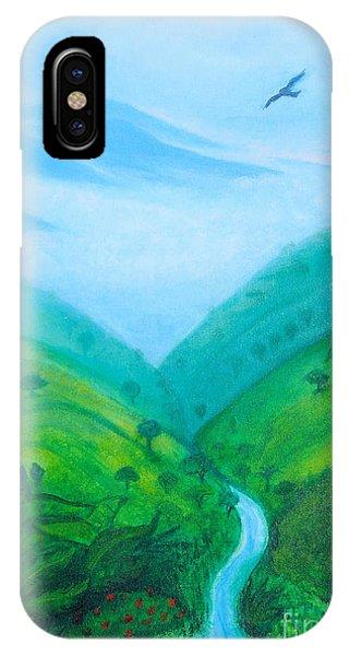 Medellin Natural IPhone Case