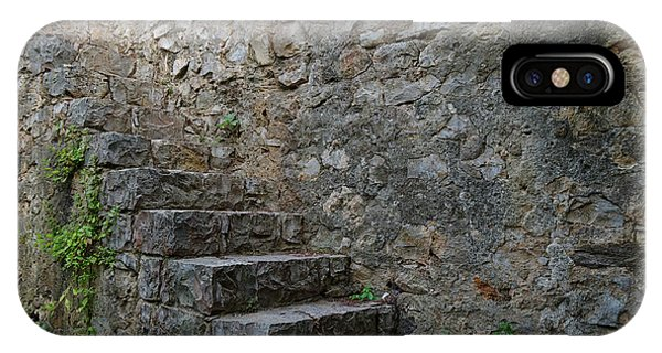 Medieval Wall Staircase IPhone Case