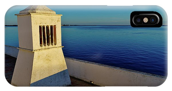 Mediterranean Chimney II. Portugal IPhone Case
