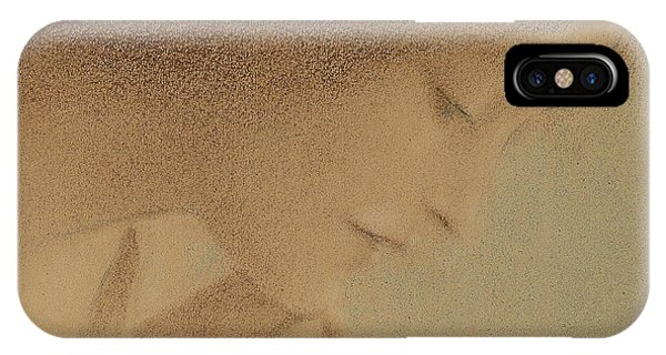 Pastel Pencil iPhone Case - Melisande, 1907 by Fernand Khnopff