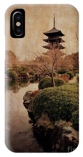 Memories Of Japan 2 IPhone Case