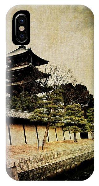 Memories Of Japan 4 IPhone Case